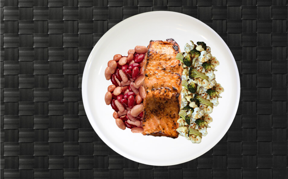 MealPro Lemon Salmon