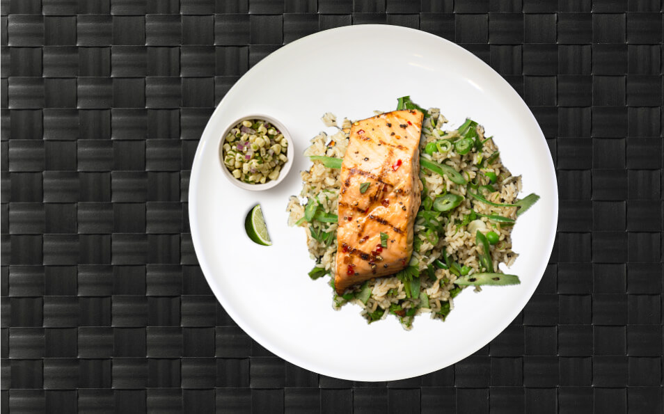 MealPro Grilled Salmon