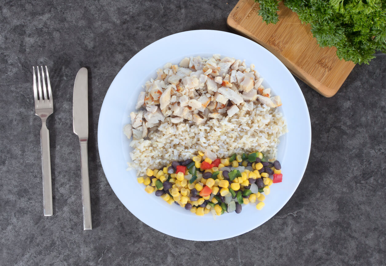 MealPro Chicken & Grains