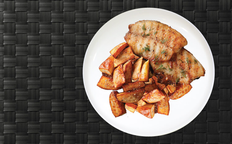 MealPro Fish and Chips