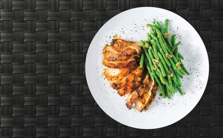 MealPro Chicken Fajitas