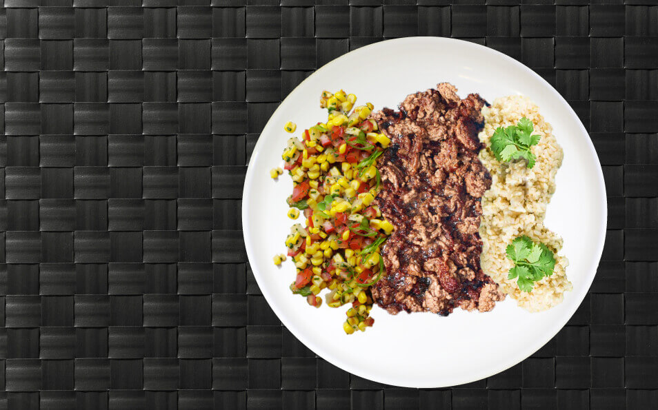 MealPro Ground Beef and veggie