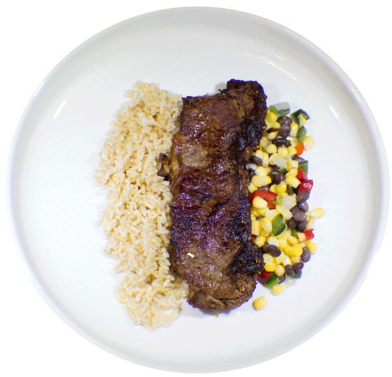 MealPro Steak & Veggie