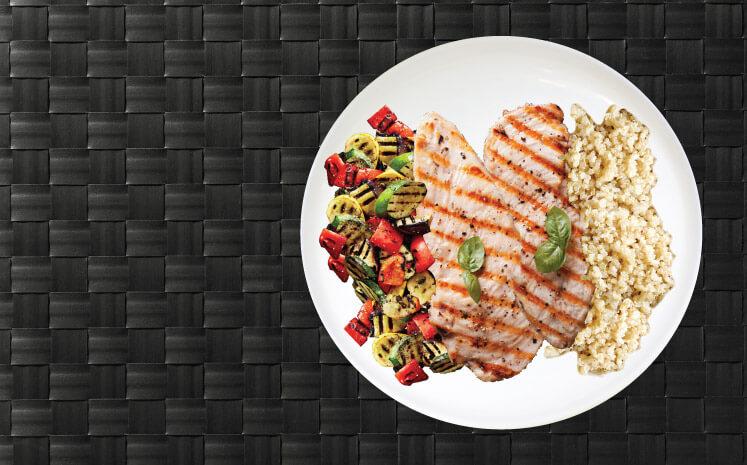 MealPro Quinoa Chicken