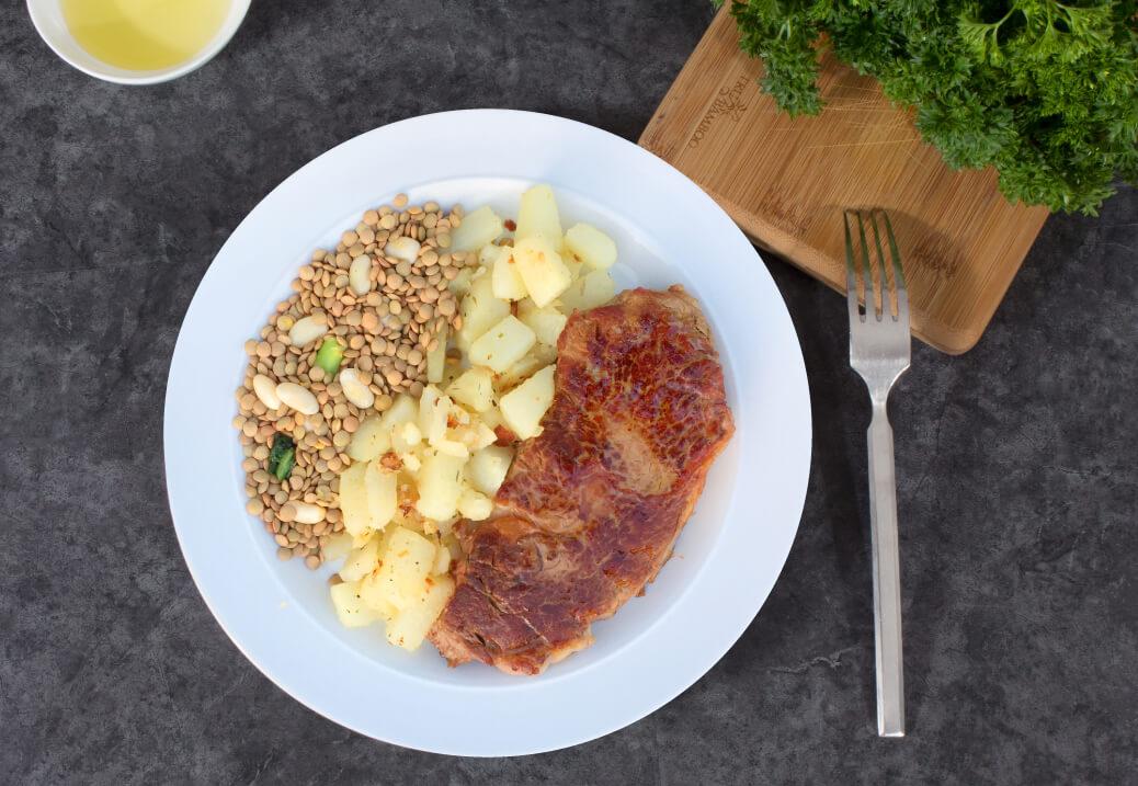 MealPro Steak & Grain Blend
