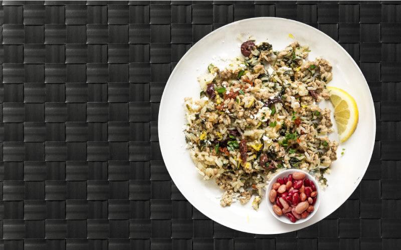 MealPro Turkey and Rice Casserole